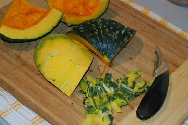 Kabocha Squash, Sweet Potato, and Cabbage Soup / Fat-Free ...