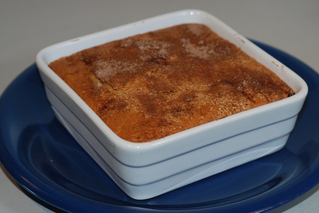 Cherry Cobbler / Fat-Free, Gluten-Free, Vegan ready for eating