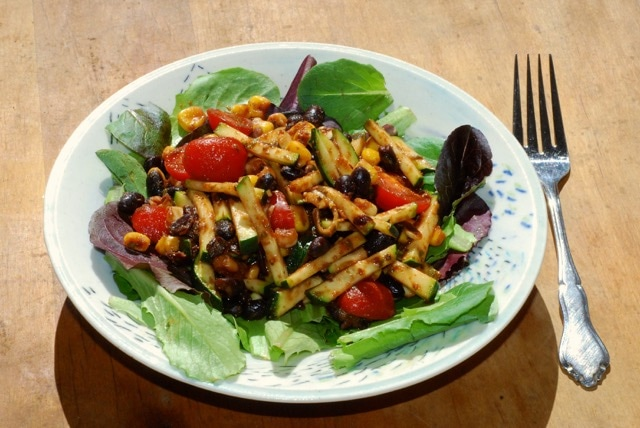 Three Sisters Summer Salad / Oil-Free picture 2